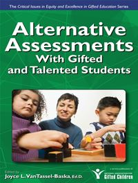 Alternative Assessments For Identifying Gifted And Talented Students - Joyce VanTassel-Baska