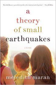 A Theory of Small Earthquakes - Meredith Maran