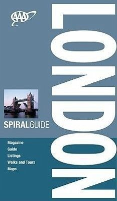 AAA Spiral Guide: London - Reader, Lesley