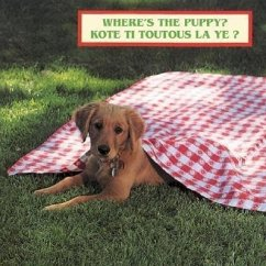 Where's the Puppy?/Kote Ti Toutous La Ye? - Christian, Cheryl