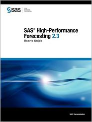 Sas High-Performance Forecasting 2.3 - Sas Publishing, Created by Publishing SAS Publishing