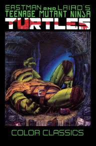 Teenage Mutant Ninja Turtles Color Classics, Vol. 3 Kevin Eastman Author