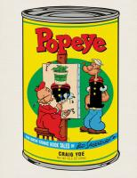 Popeye: Strong To The Finish - The Great Comic Book Tales of Bud Sagendorf