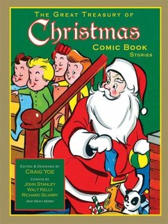 The Great Treasury of Christmas Comic Book Stories - Kelly, Walt