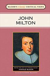 John Milton - Bloom, Harold