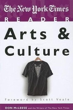 The New York Times Reader: Arts and Culture - McLeese, Don