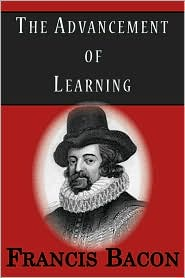 The Advancement Of Learning - Francis Bacon