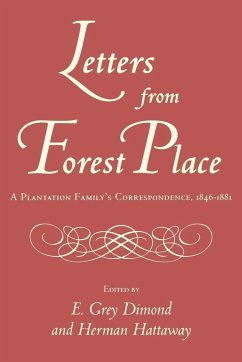 Letters from Forest Place - Herausgeber: Diamond, E. Grey Hattaway, Herman