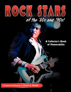 Rock Stars of the 80's and 90's!, a Collector's Book of Memorabilia - Mitchell, Victoria