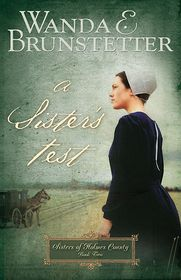 A Sister's Test (Sisters of Holmes County Series #2) - Wanda E. Brunstetter