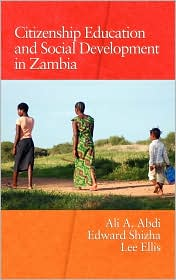 Citizenship Education And Social Development In Zambia (Hc)