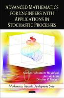 Advanced Mathematics for Engineers with Applications in Stoc