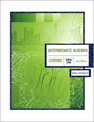 Intermediate Algebra 2nd Edition - Rafael Espericueta