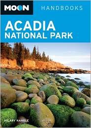 Moon Acadia National Park - Hilary Nangle