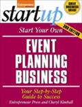 Start Your Own Event Planning Business - Entrepreneur Press