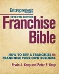 Franchise Bible - Erwin Keup