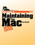 Take Control of Maintaining Your Mac - Kissell, Joe