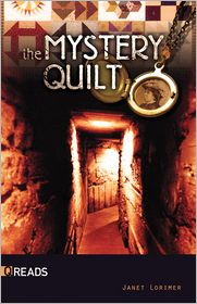 The Mystery Quilt-Quickreads - Janet Lorimer