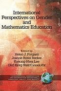 International Perspectives on Gender and Mathematics Education (Hc)