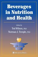 Beverages in Nutrition and Health