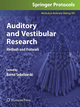 Auditory and Vestibular Research - Bernd Sokolowski