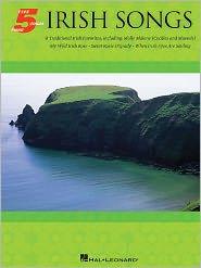 Irish Songs - Hal Leonard Corp.