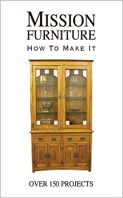 Mission Furniture: How to Make It - H.H. Windsor