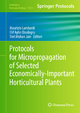 Protocols for Micropropagation of Selected Economically-Important Horticultural Plants - Maurizio Lambardi; Elif Aylin Ozudogru; Shri Mohan Jain