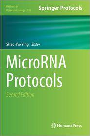 MicroRNA Protocols - Shao-Yao Ying (Editor)