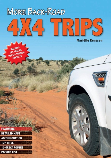 Southern Africa - More Back Road 4x4 Trips als Buch von - Map Studio