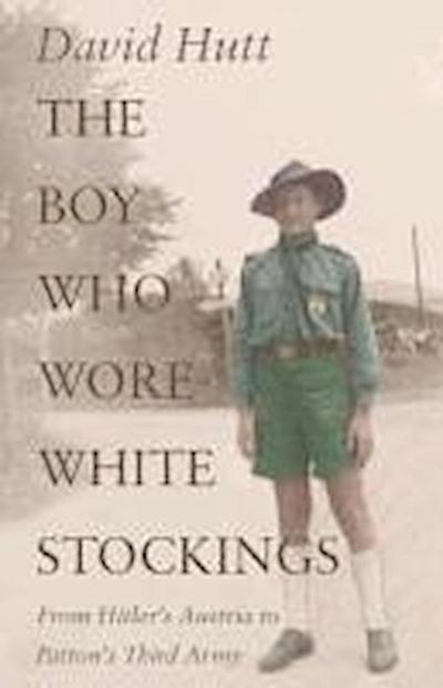 The Boy who Wore White Stockings - David Hutt