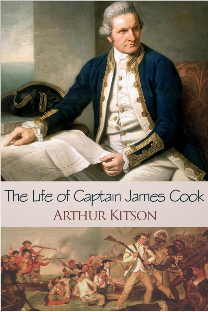 Life of Captain James Cook als eBook von Arthur Kitson - Andrews UK