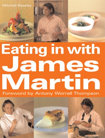 Eating in with James Martin