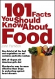 101 Facts You Should Know About Food - John Farndon