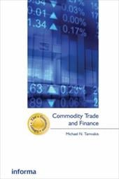 Commodity Trade and Finance - Tamvakis, Michael
