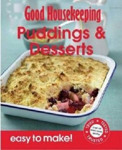 Puddings & Desserts - Good Housekeeping Institute