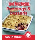 Good Housekeeping Easy to Make! Puddings & Desserts - Good Housekeeping Institute