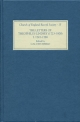 Letters of Theophilus Lindsey (1723-1808) - 1747-1788 - G. M. Ditchfield; Theophilus Lindsey