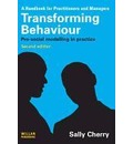Transforming Behaviour - Sally Cherry