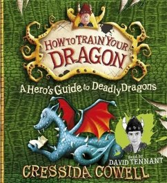 A Hero´s Guide to Deadly Dragons, 3 Audio-CDs - Cowell, Cressida