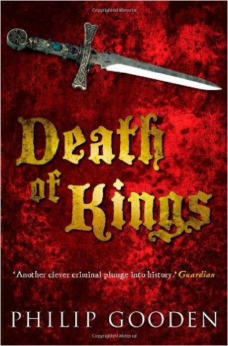 Death of Kings (Nick Revill Elizabethan Murder Mystery) - Philip Gooden