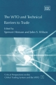The WTO and Technical Barriers to Trade - Spencer Henson; John S. Wilson