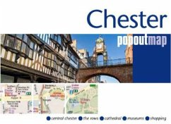 Chester PopOut Map - Maps, Popout