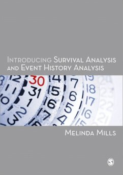 Introducing Survival and Event History Analysis - Mills, Melinda