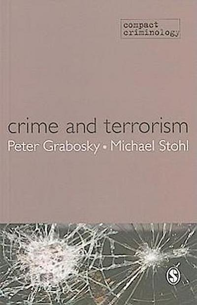 Crime and Terrorism - Peter Grabosky