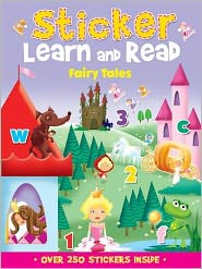 Sticker, Learn and Read: Fairy Tales
