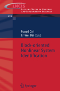 Block-oriented Nonlinear System Identification