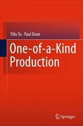 One-Of-A-Kind Production - Tu, Yiliu / Dean, Paul