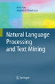 Natural Language Processing and Text Mining - Anne Kao; Steve Poteet