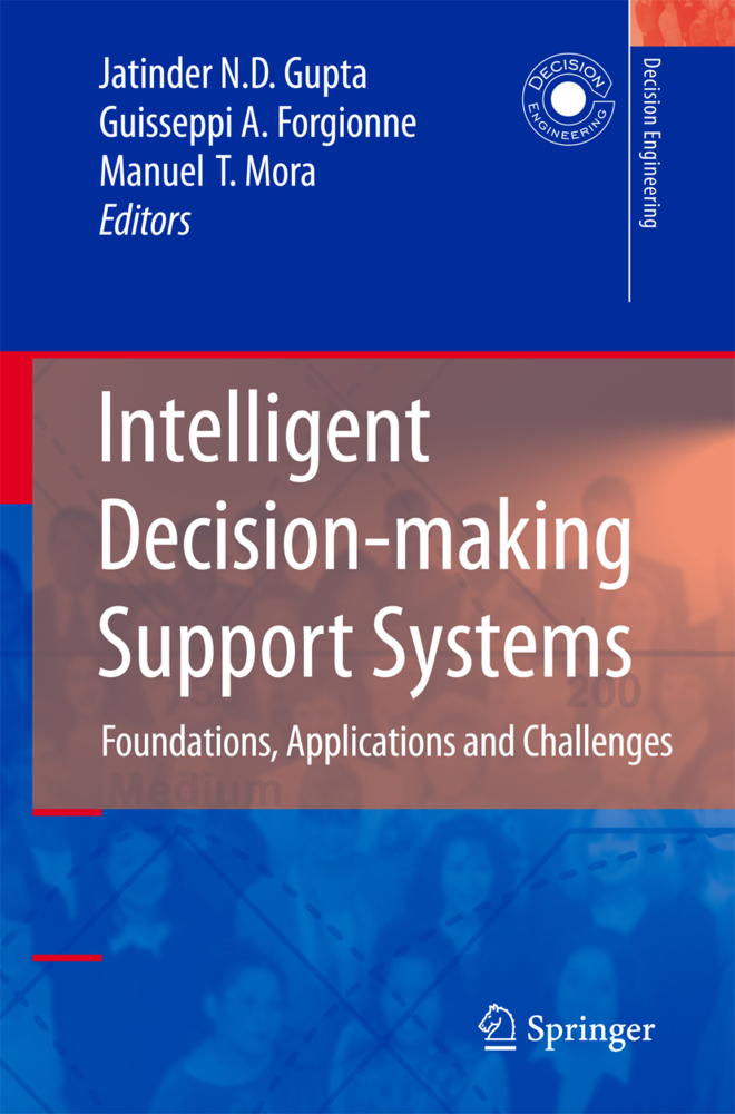 Intelligent Decision-making Support Systems als Buch von - Springer London